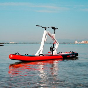 Red Shark Water Bikes