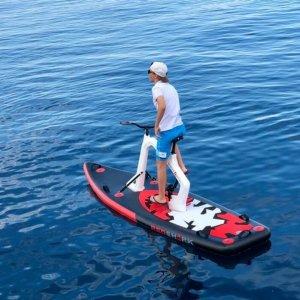 Vélo Nautique Red Shark